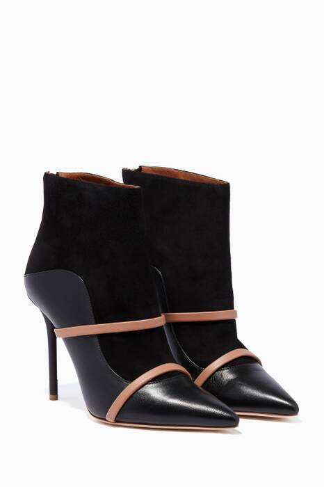Black Point-Toe Madison Booties