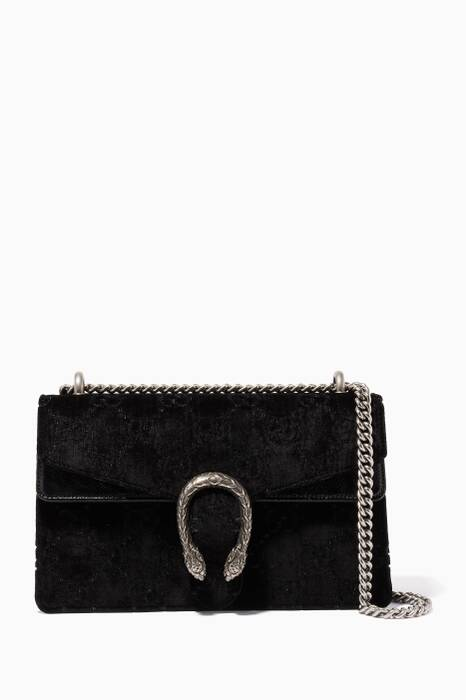 Velvet Small Dionysus Shoulder Bag