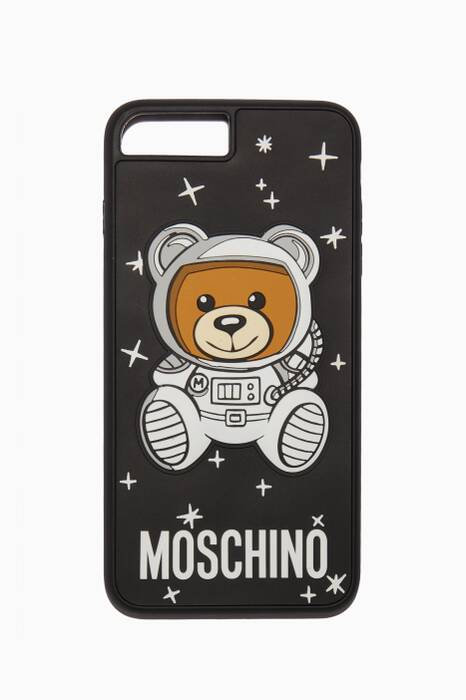 Black Teddy iPhone® 8 Plus Cover