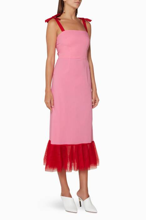 Pink Langdon Dress