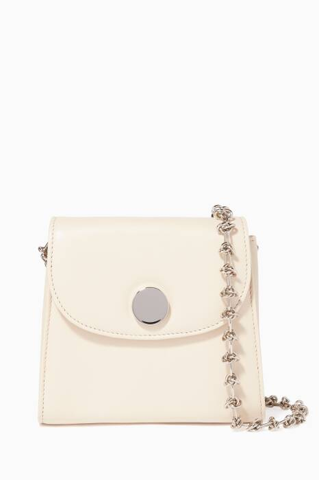 Off-White Tiny Box Chain Cross-Body Bag