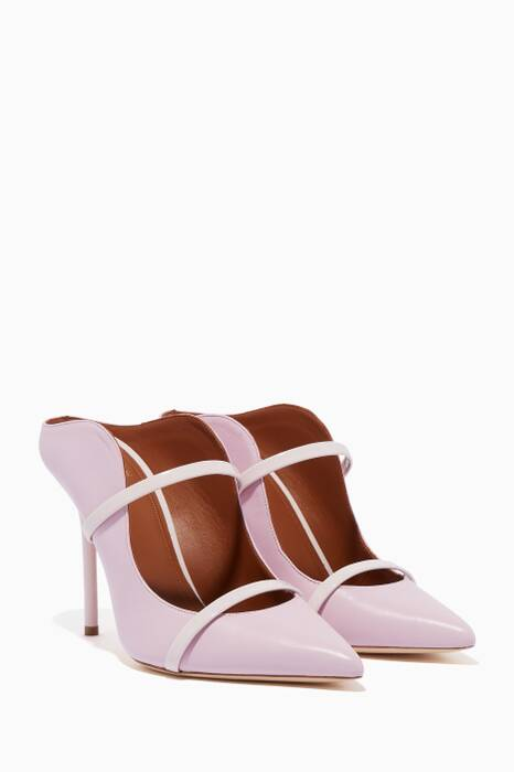 Light-Pink Maureen Luwolt Mules
