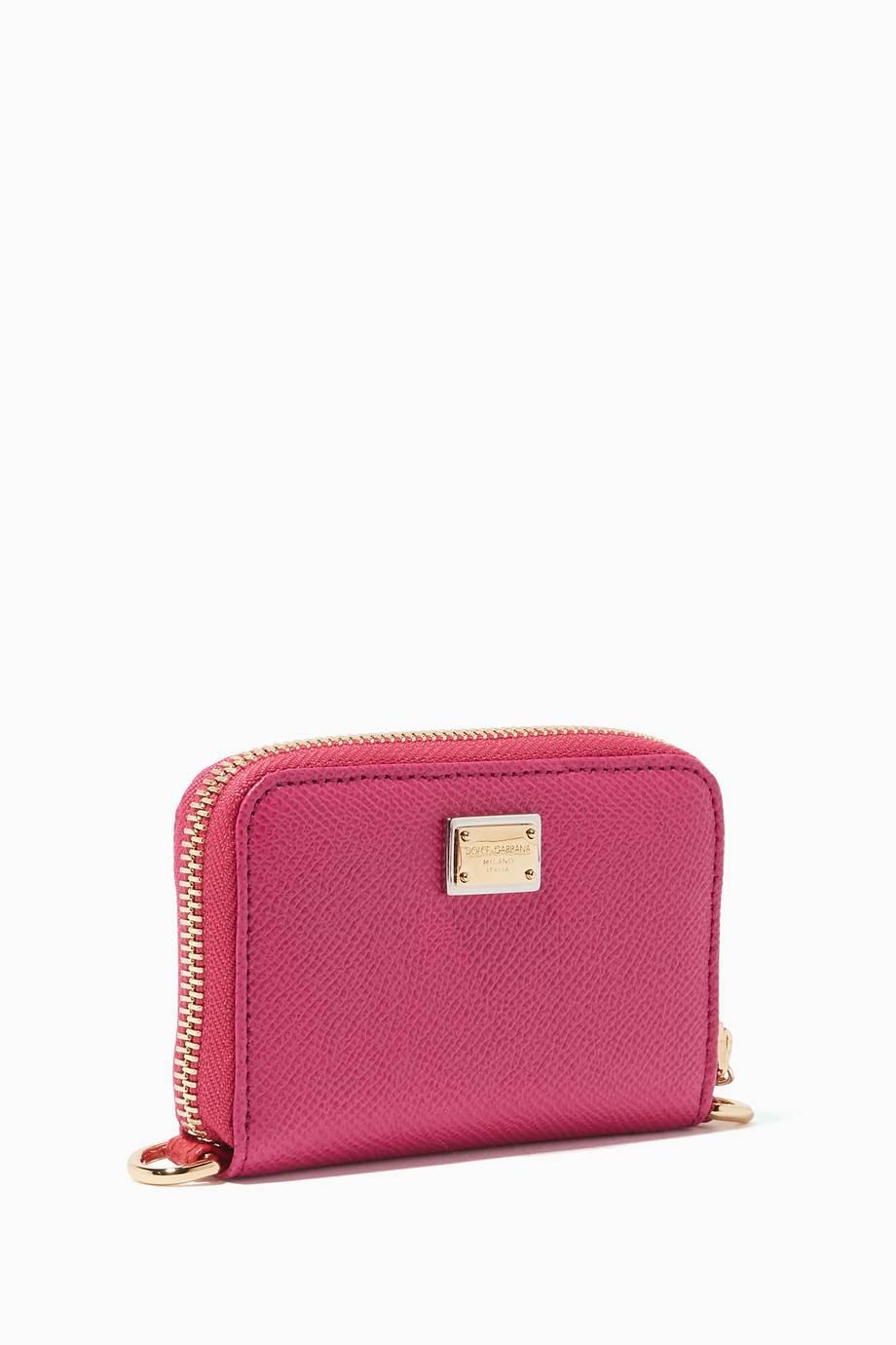 Forever Love purse - Pink & Purple Dolce & Gabbana MN1M72QO8d