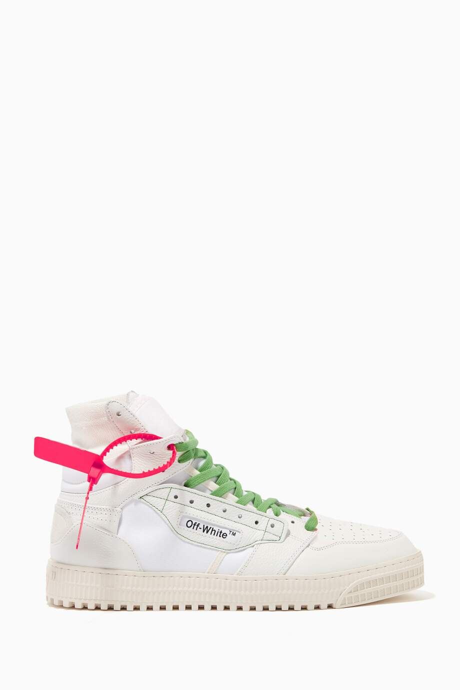 High Top Sneaker Off Court 3 0