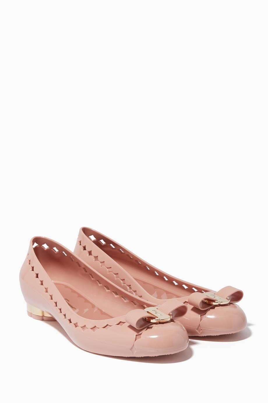 Salvatore Ferragamo Jelly Shoes Size Guide