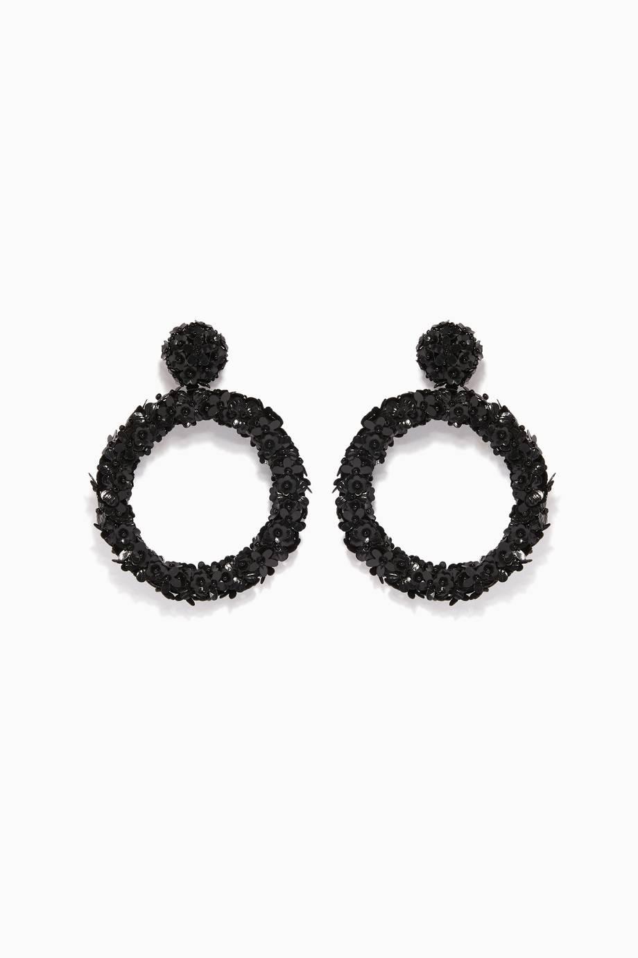 Sachin & Babi Fleur Eclipse Earrings