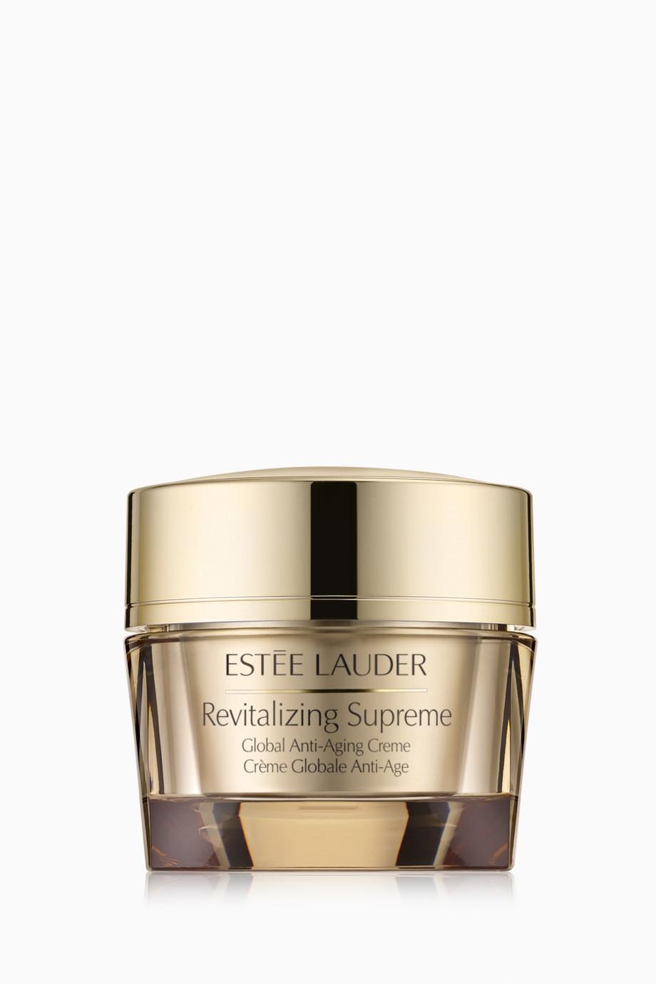 5b1e04ca715f Shop Estée Lauder Multicolour Revitalizing Supreme+ Global Anti ...