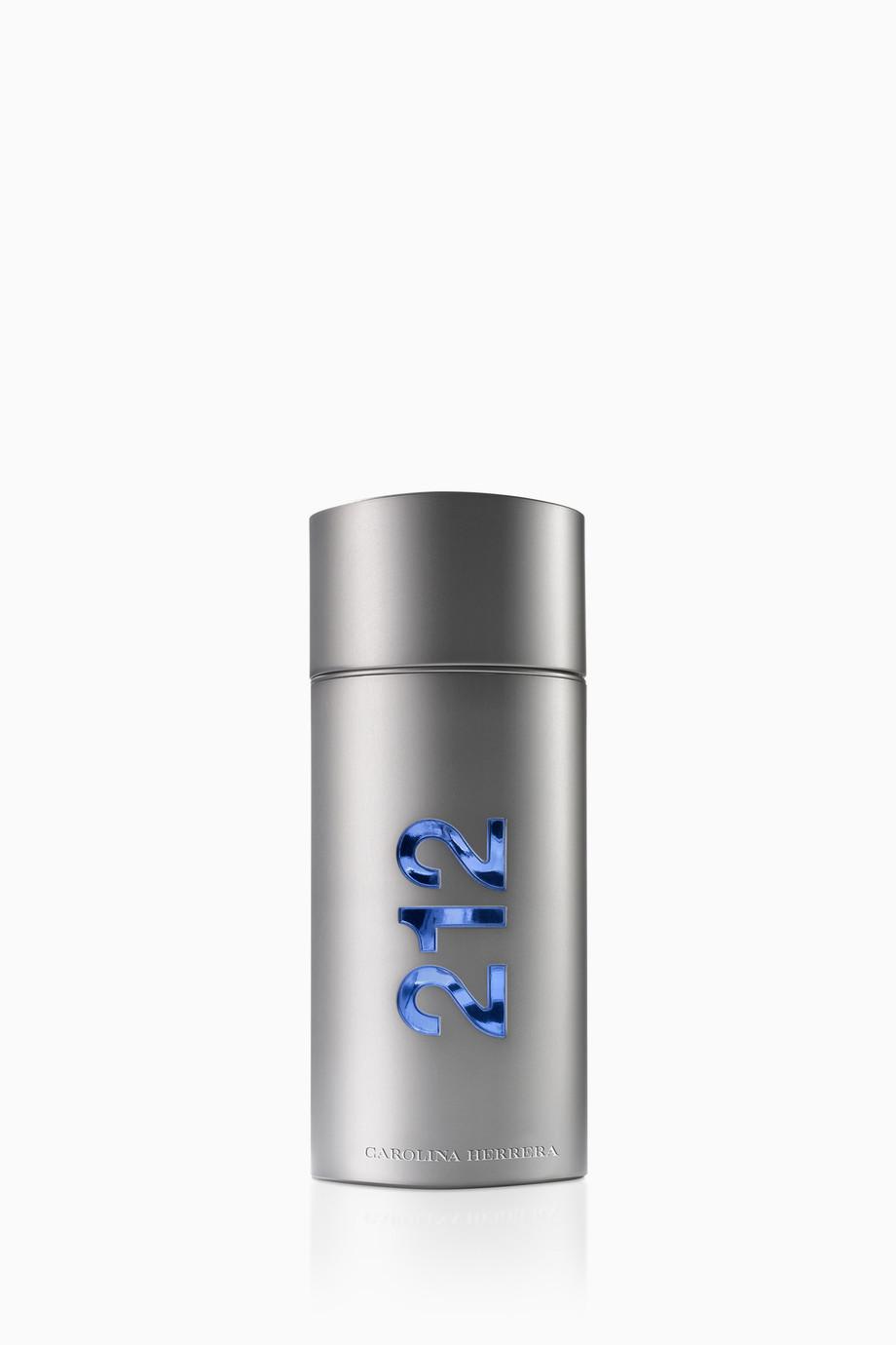 cb821af3e تسوق ماء تواليت 212 إن واي سي للرجال، 100 ملل Carolina Herrera ...