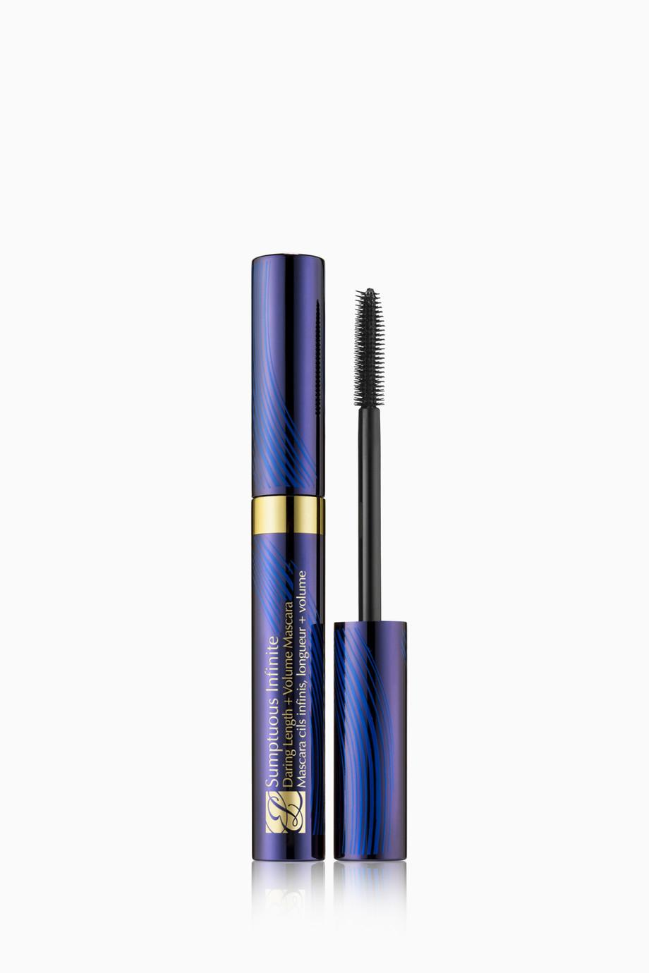 efacc57a5 تسوق Sumptuous Infinite Mascara in Brown Estée Lauder ملون للنساء ...