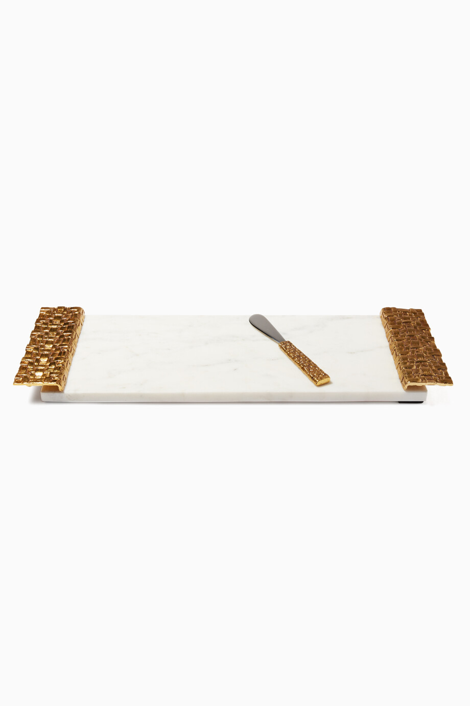 f42c2932d246d Shop Michael Aram White Palm Cheese Board With Spreader for Women ...