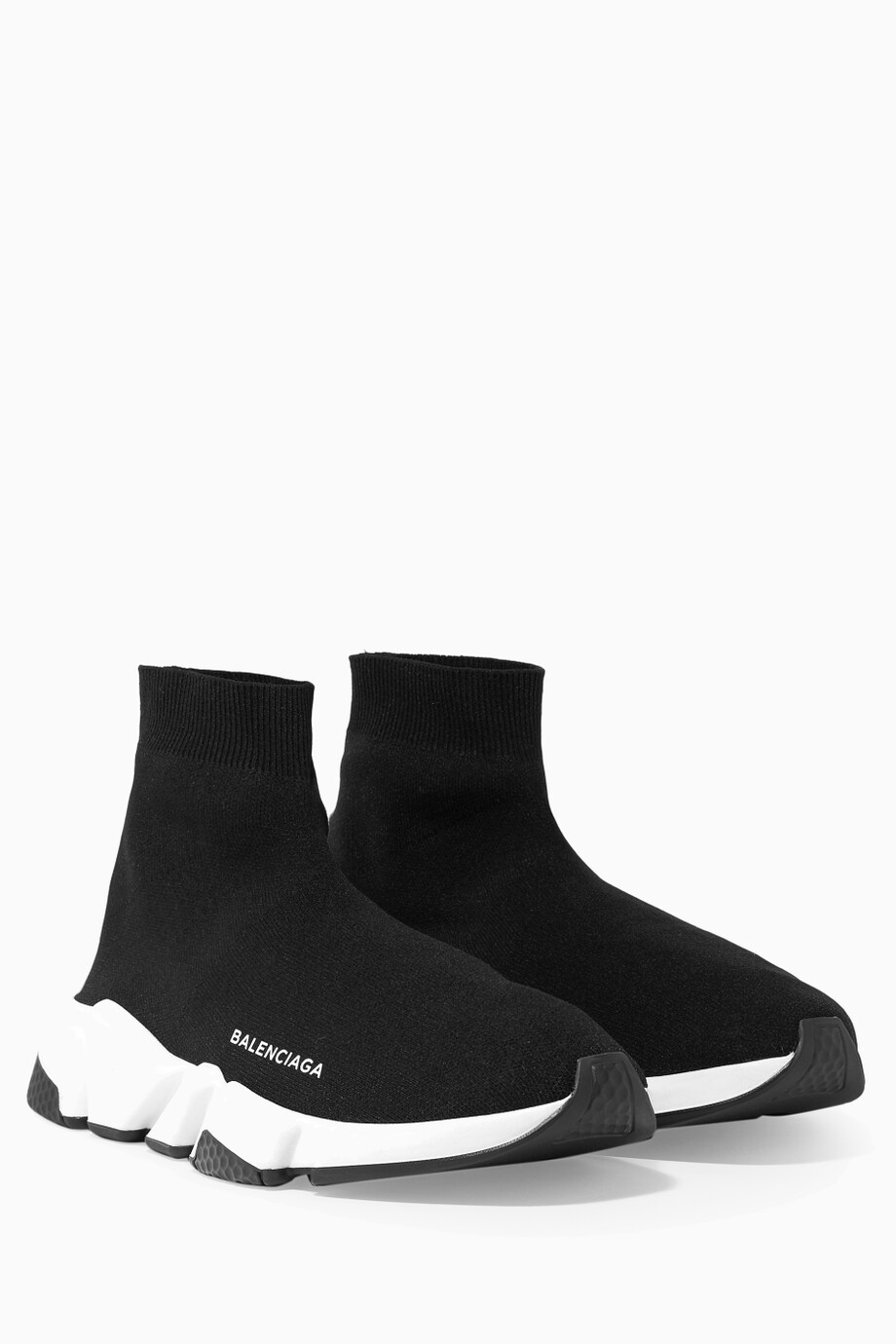 538a1d0768a58 Shop Balenciaga Black Black Speed Sneakers for Women