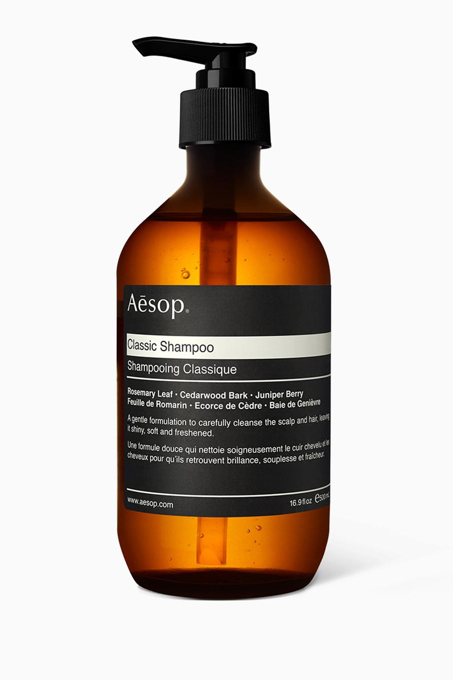 Shop Aesop Multicolour Classic Shampoo, 500ml for Women