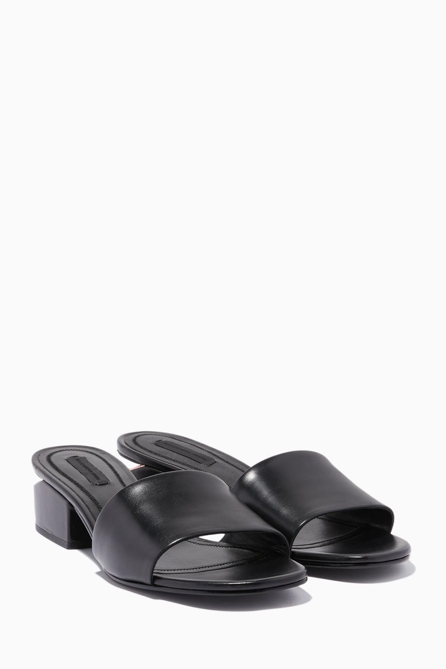 76450951f Shop Alexander Wang Black Black Lou Sandals for Women