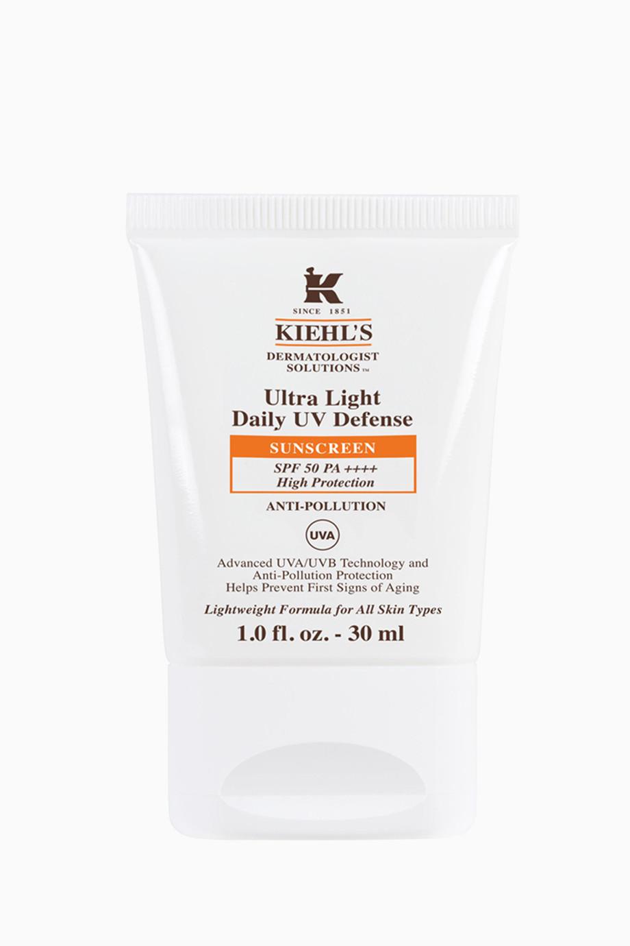 Ultra Light Daily UV Defense SPF 50 PA++++, 30ml. Kiehl's