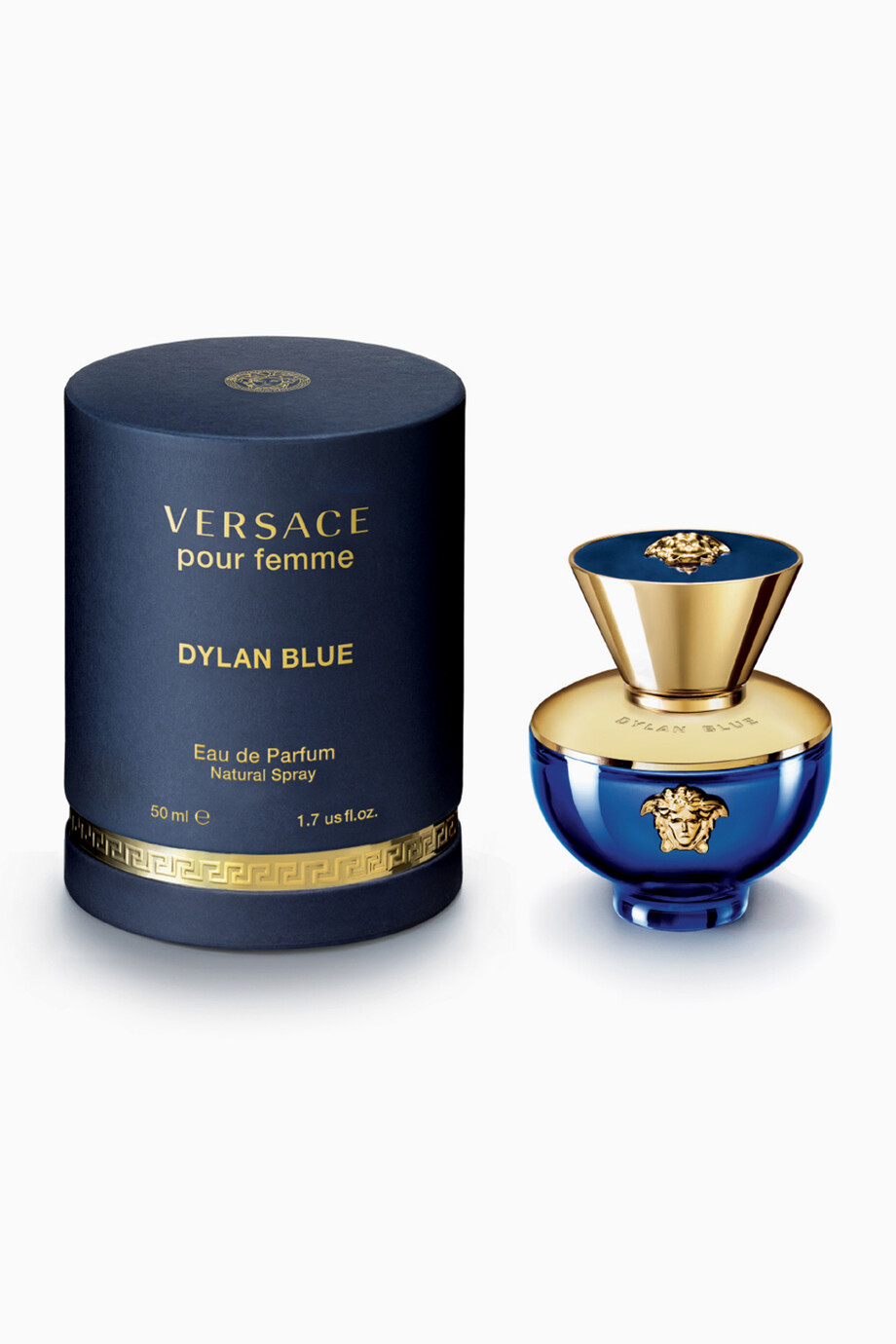d6f7334af تسوق ماء عطر ديلان بلو، 50 ملل Versace Perfumes ملون للنساء | اُناس ...