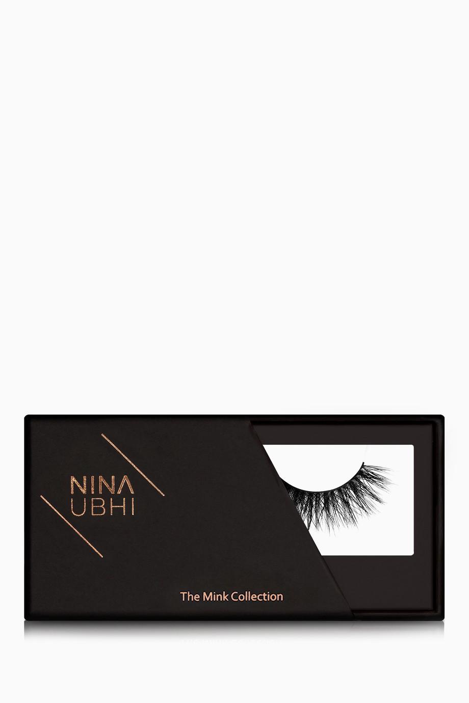 cbfbe628ef3 Shop Nina Ubhi Multicolour Olivia Mink False Eyelashes for Women ...