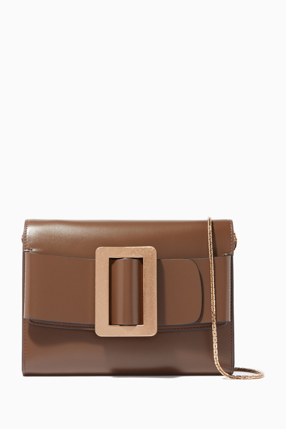 e07f43850 تسوق حقيبة كروس ترافل جلد بنية بوي بنى للنساء | اُناس السعودية