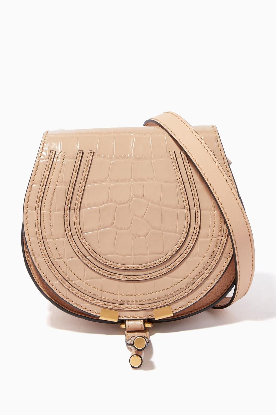 98f4811878a2b تسوق حقيبة سادل مارسي بيج كلوي لون طبيعى للنساء