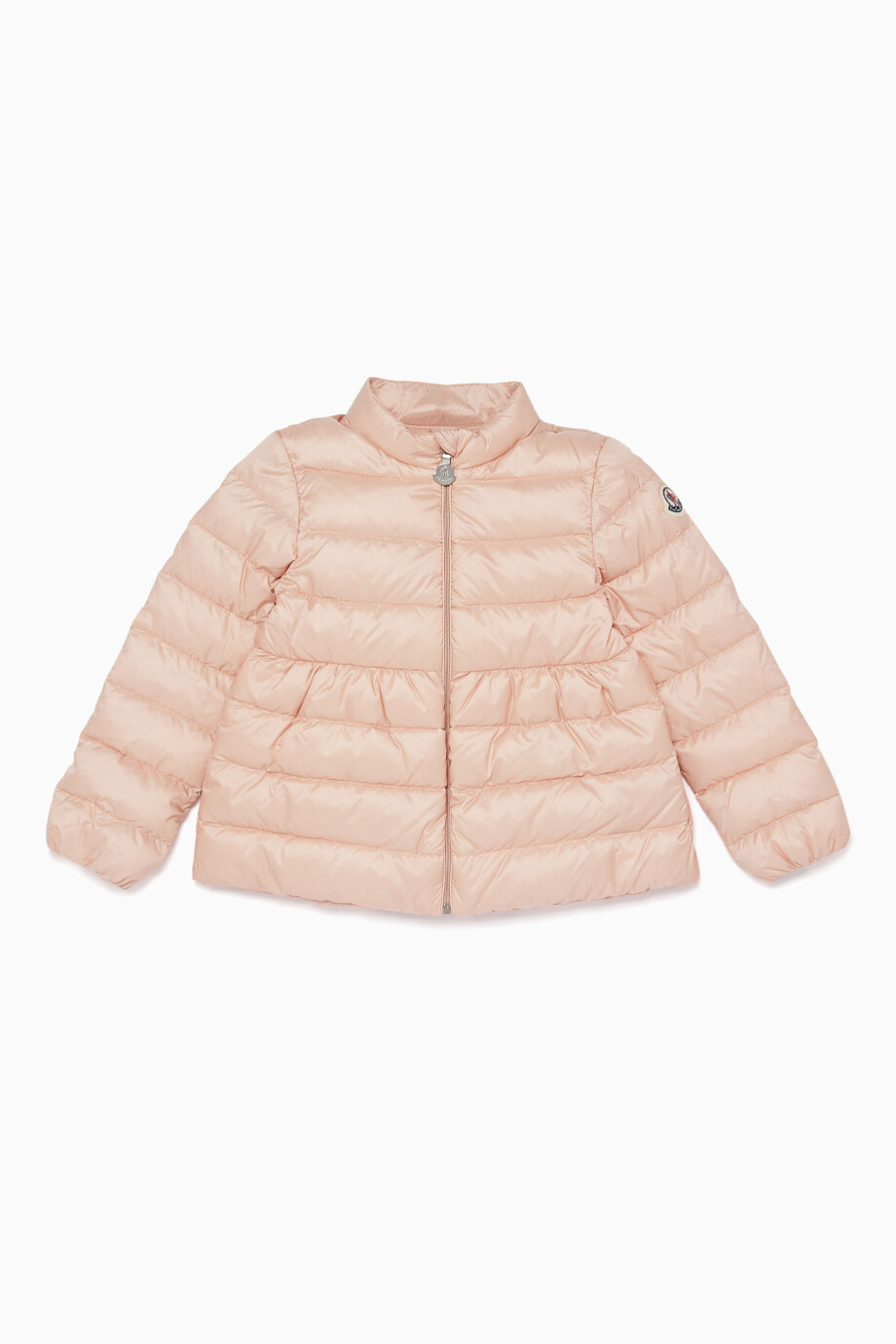 bc87ee910521a KidsBabyBaby GirlClothingCoats & Jackets. Pastel-Pink Joelle Quilted Jacket  ...