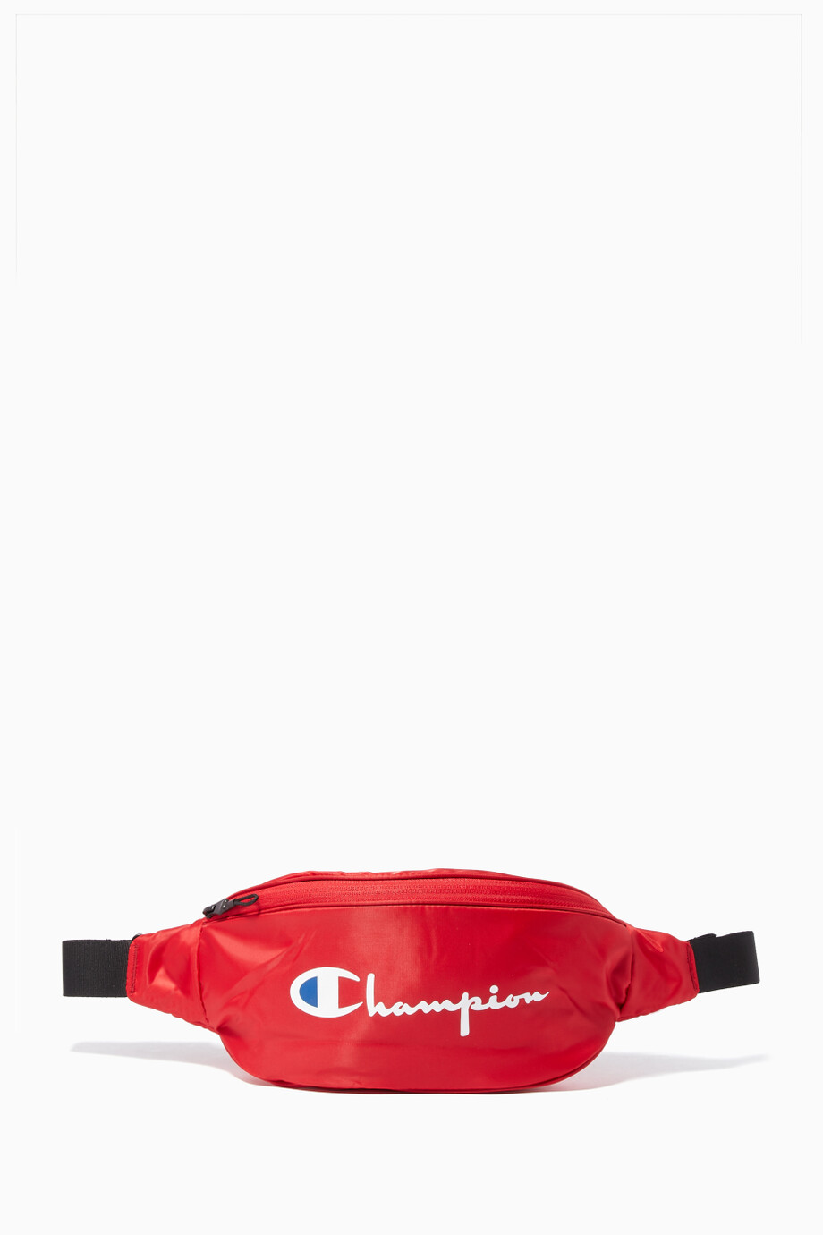 50cf3923c39257 Shop Champion Red Logo Print Belt Bag for Women | Ounass