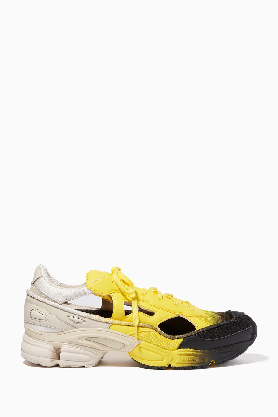 cheap where to buy best sell Shop Adidas x Raf Simons Yellow RS Replicant Ozweego ...