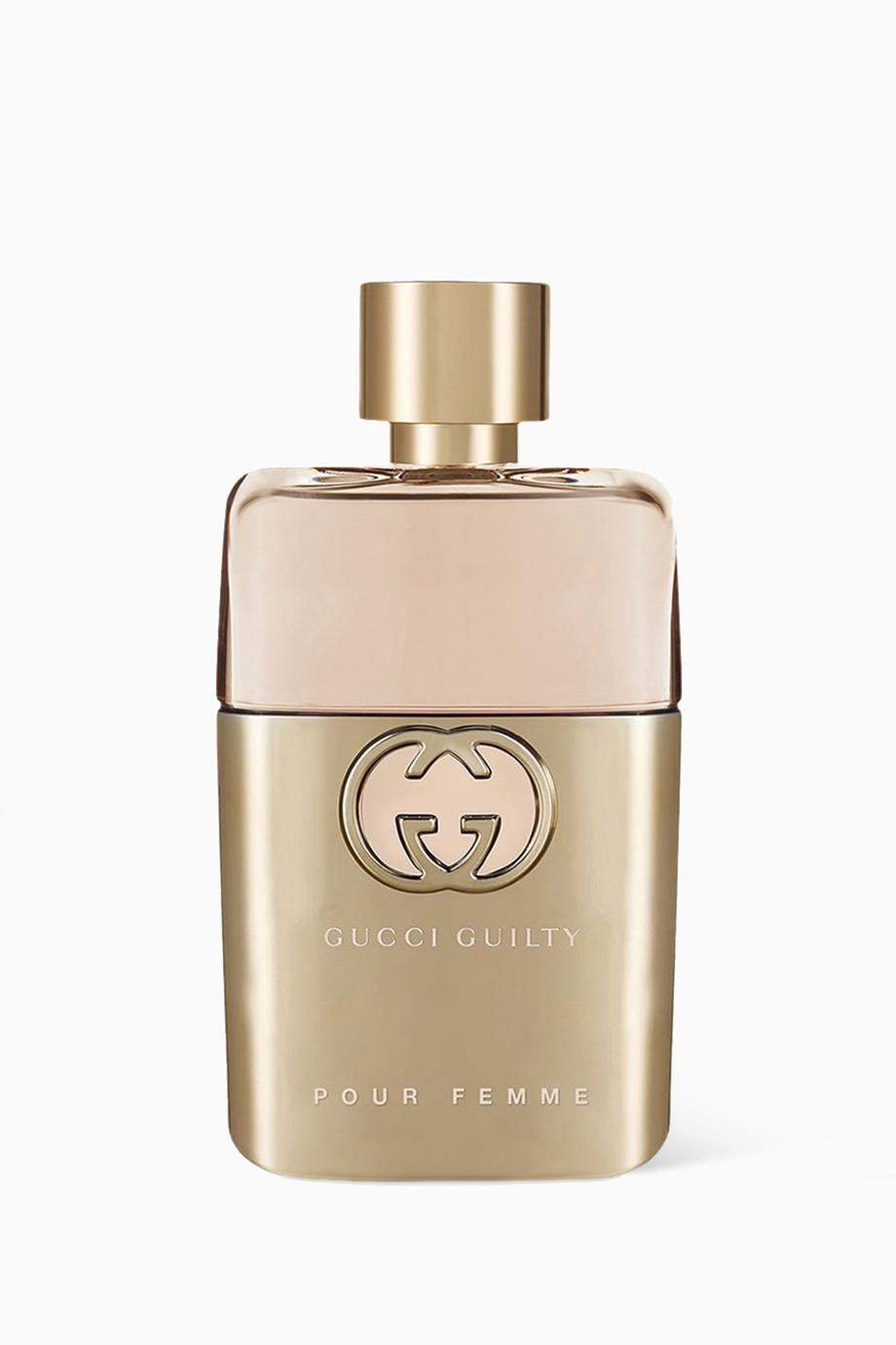 42bace248 تسوق ماء عطر جيلتي للنساء، 50 مل Gucci Perfumes ملون للنساء | اُناس ...