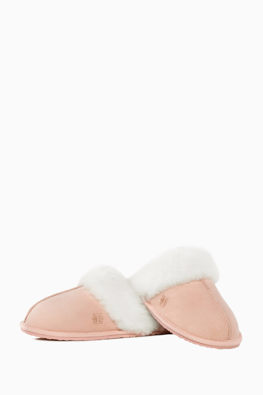4da24bcc3 تسوق حذاء أماندا سهل الارتداء من جلد الغنم Togas وردي للنساء   اُناس