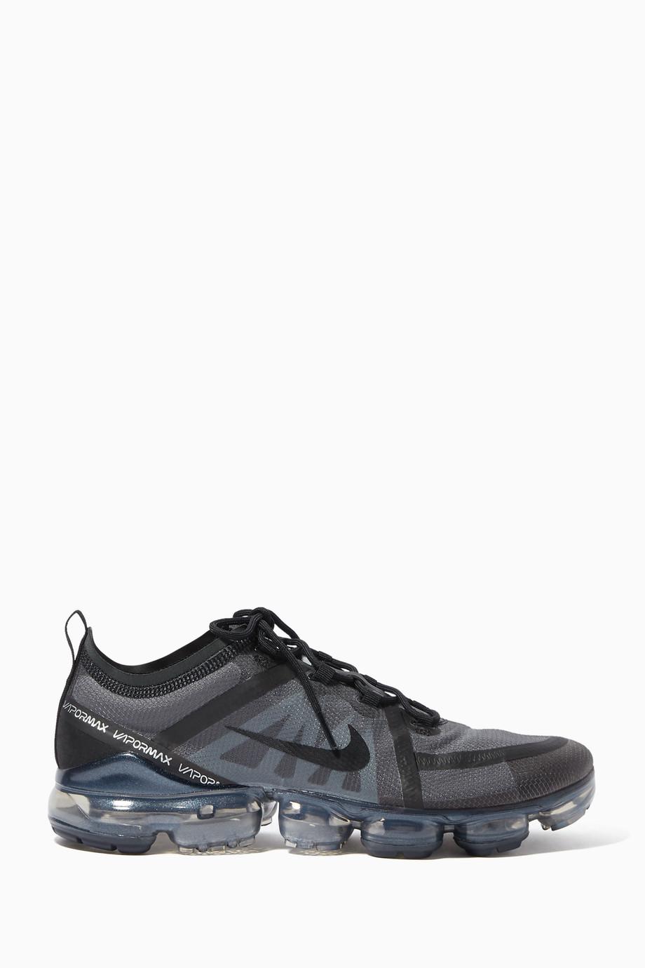 71090d666 تسوق حذاء سنيكرز آير فابور ماكس 2019 Nike أسود للرجال   اُناس